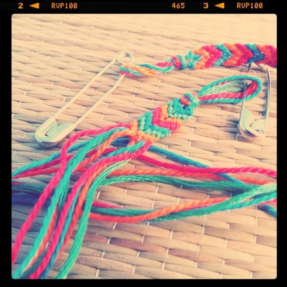 Friendship Bracelet::